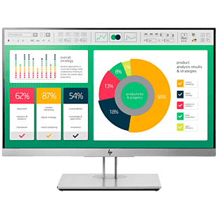 "Monitor de 21,5"" HP EliteDisplay E223"