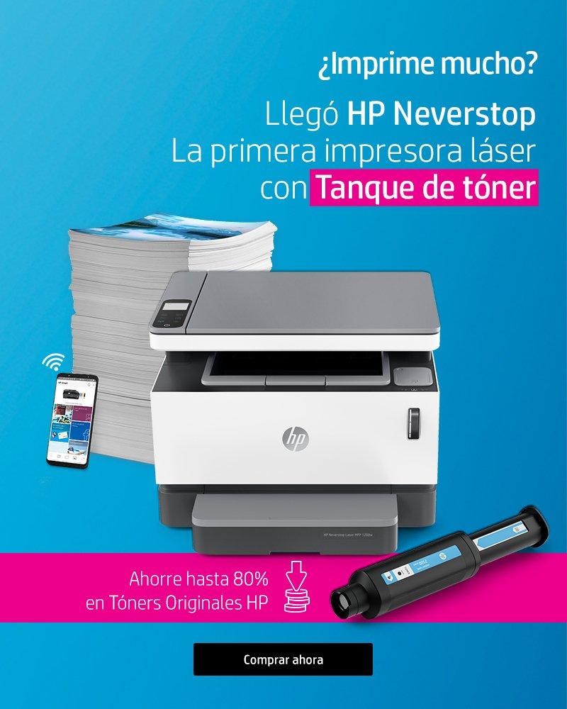 ¿Imprimes mucho? La impresora perfecta para tu negocio