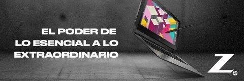 Laptops HP Z   El poder de lo esencial a lo extraordinario