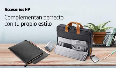 Accesorios HP | Complementan perfecto tu estilo
